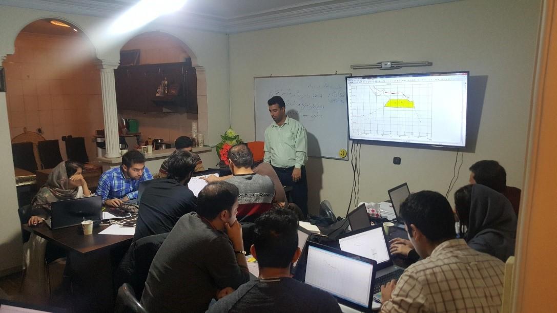 واحد آموزشی گروه مهندسی ساحل پاک ایرانیان