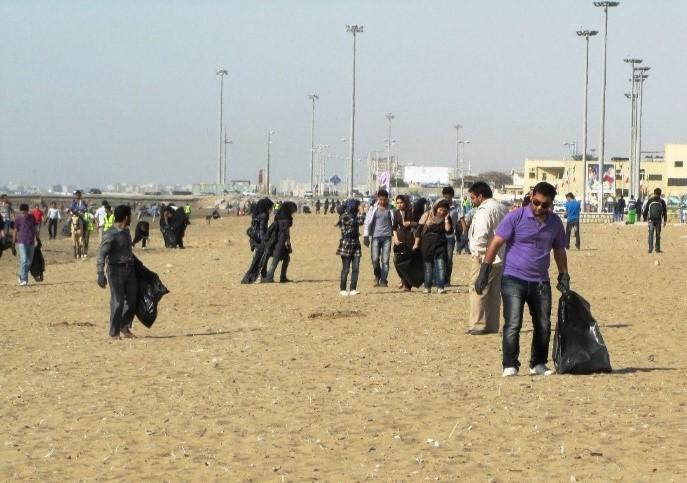 اقدام به ثبت روز ملی ساحل پاک در تقویم ملی ایران